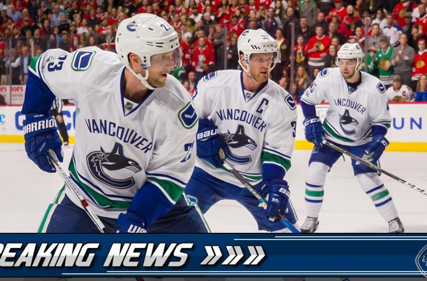 REPORT: Three Canucks decline World Championship invite