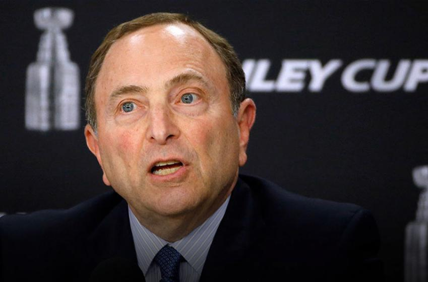 Report: IOC slams Bettman for NHL's Olympic decision