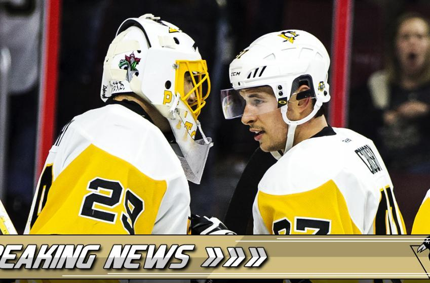 Pittsburgh player earns NHL award nomination for inspiring season
