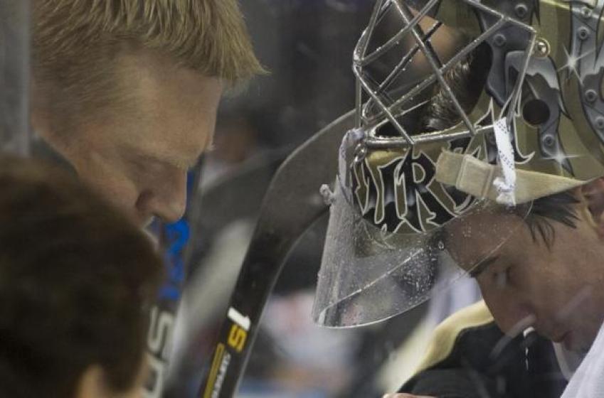 Penguins have reportedly made huge demands for Marc-Andre Fleury.