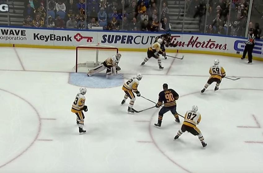Crosby's victim comes to his defense!