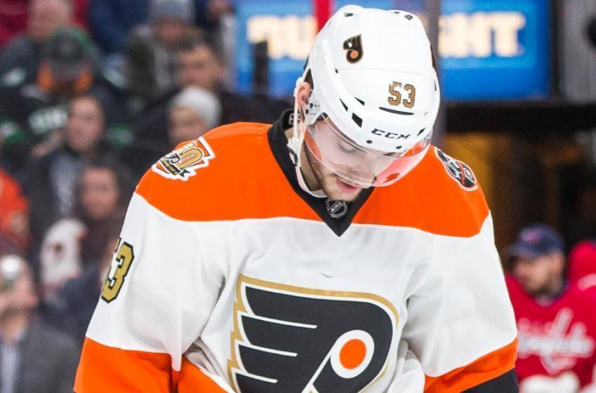 Update on the status on Flyers' star Shayne Gostisbehere.