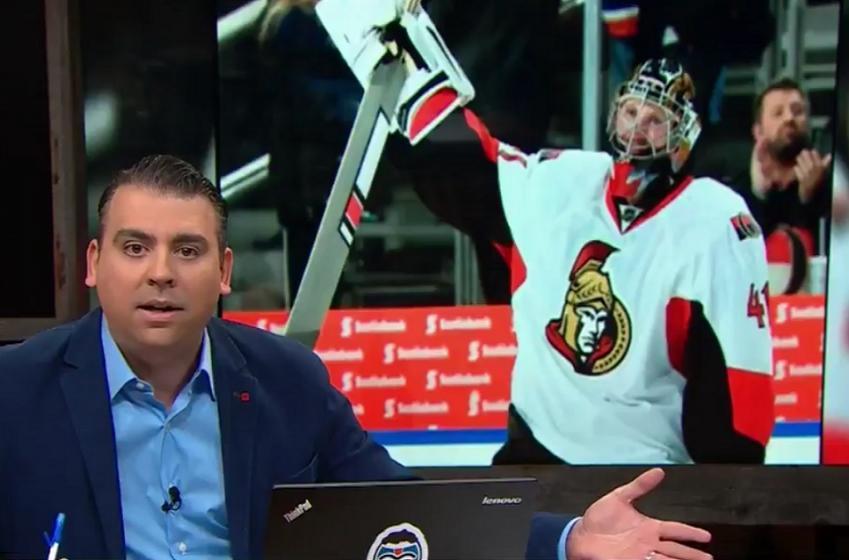 Sid Seixeiro calls out Senators fans in brutal fashion!