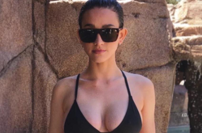 Report: Auston Matthews' girlfriend releases stunning pictures.