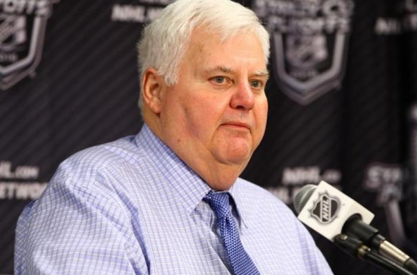 The future of head coach Ken Hitchcock no longer in doubt.
