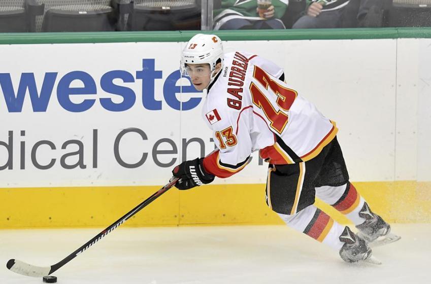 Gaudreau's the target of fresh NHL fine.