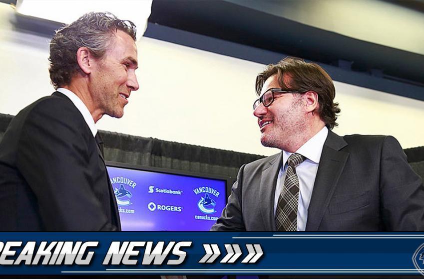Breaking: Canucks ownership makes a huge change
