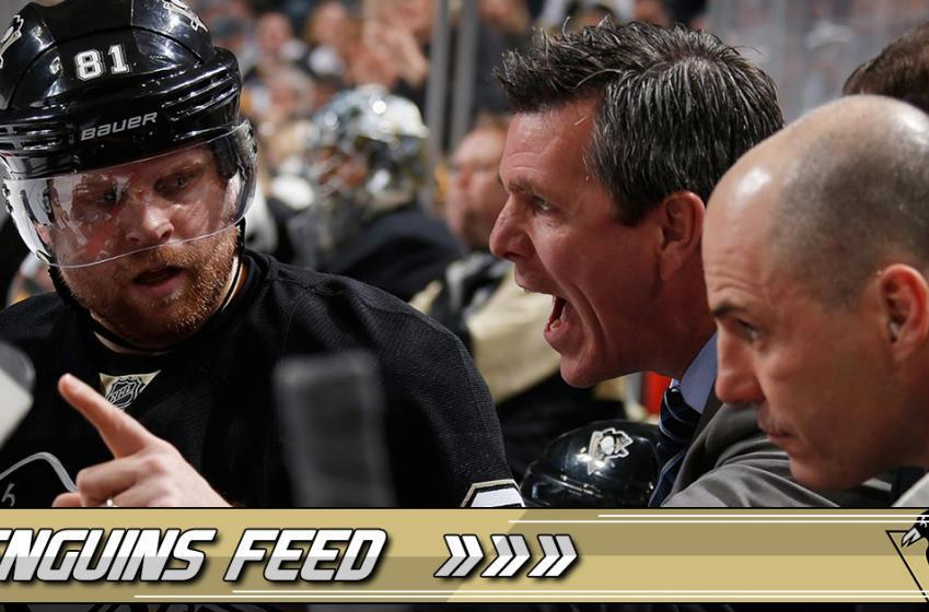 """Penguins coach admits, """"I don't know what's going to happen after the season."""""""