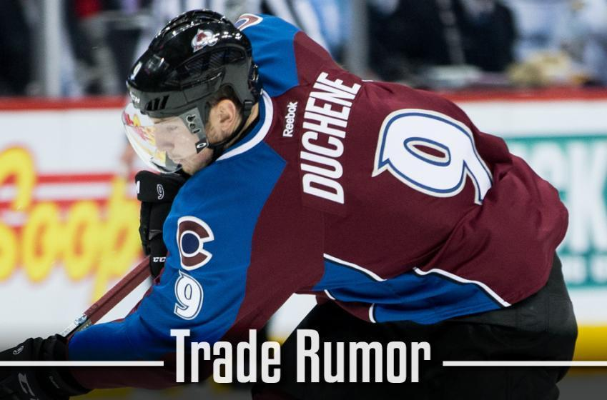 Breaking : Original 6 team in the hunt for Matt Duchene!