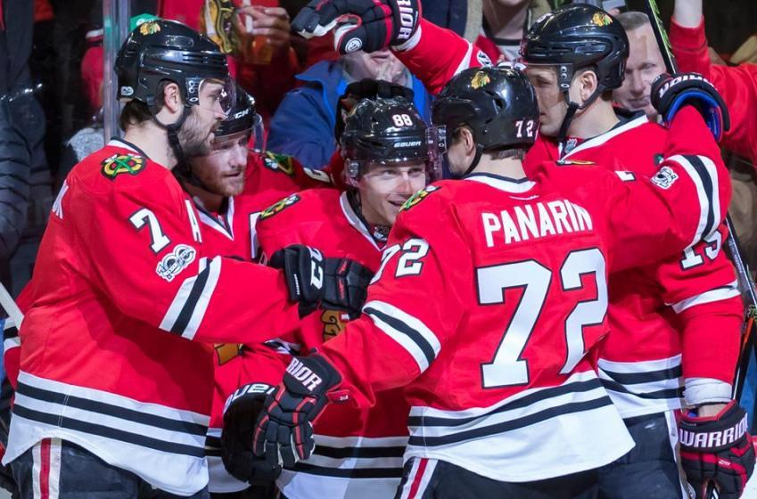 With tonight's win, Hawks reach historic milestone.