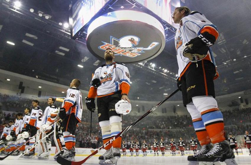 BREAKING : Ducks recall three AHLer.