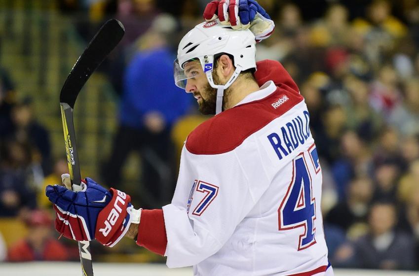 Breaking: Big rumors about Radulov leaking from the Canadiens organization.