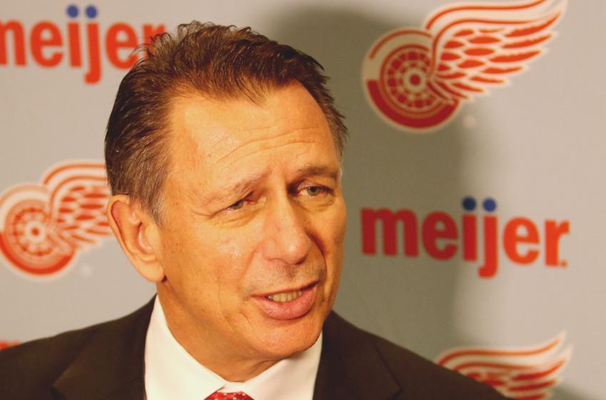 Trade rumor : Ken Holland opens up to Jeff Marek about trade rumors