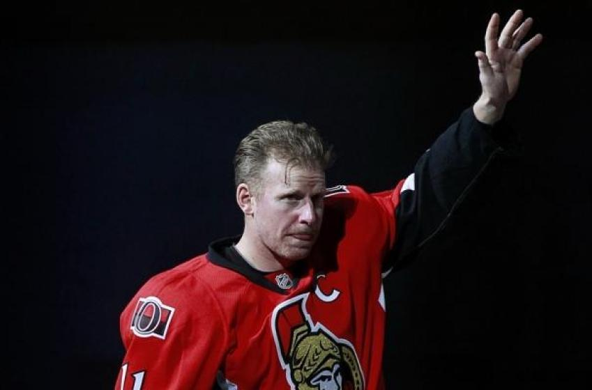 "Report: Senators reveal their ""major hockey announcement."""