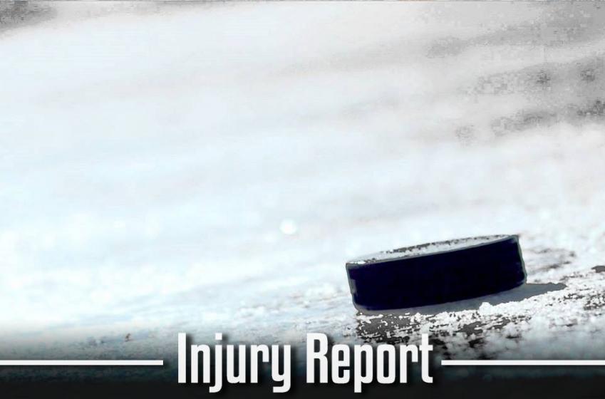 Injury Report: Insider calls it a season regarding star defenseman dealing with concussion.