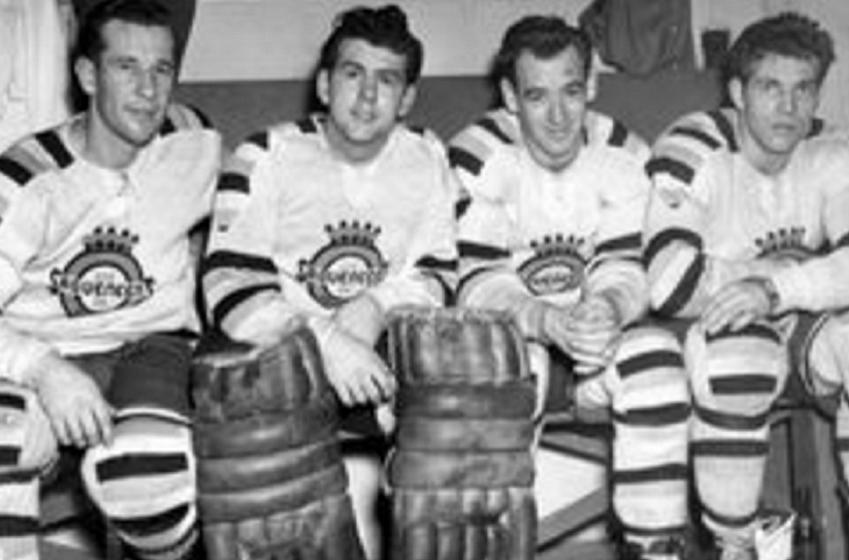 Original member of NHL team has passed over the week-end.