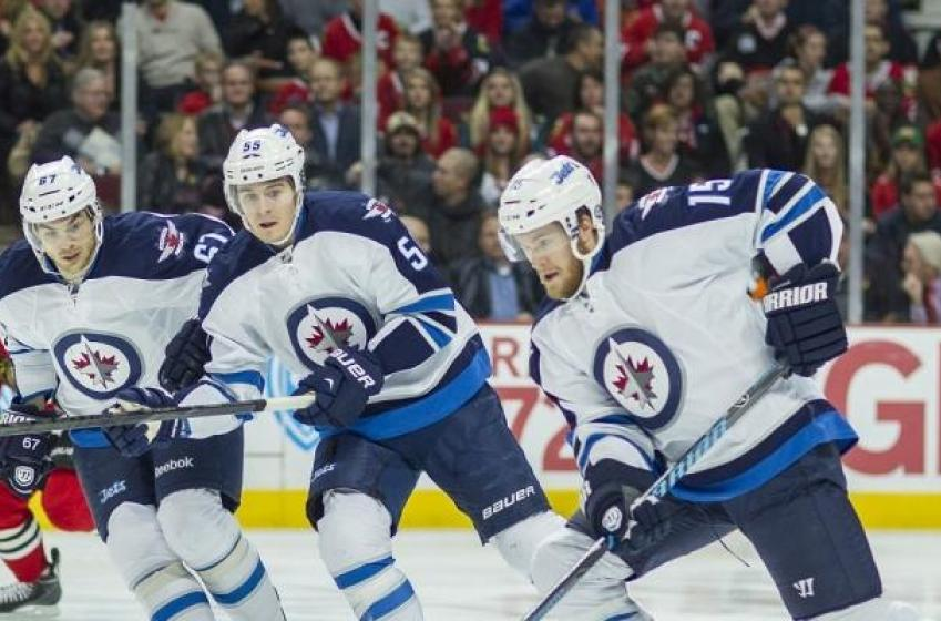 Breaking: Winnipeg places grinding winger on waivers!