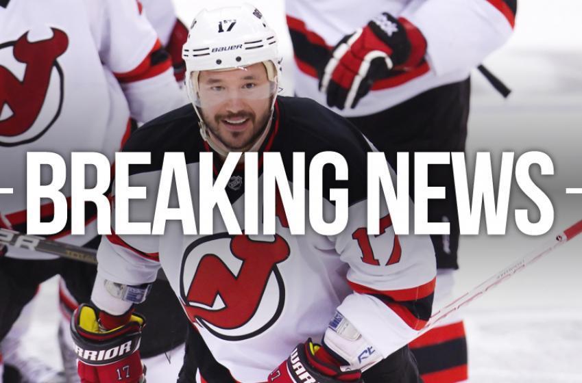 BREAKING: New Jersey Devils GM makes OFFICIAL announcement regarding Ilya Kovalchuk.