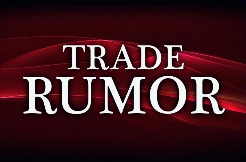 Two veterans dodged trade questions today after GM admits he would trade a defenseman.
