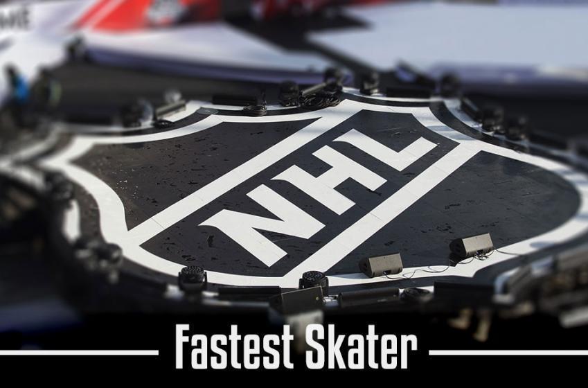 Must See: Bridgestone NHL fastest skater winner!