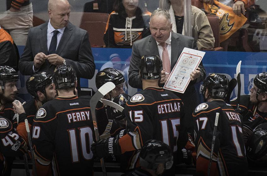 Report: Ducks set to sign Vezina Trophy winner