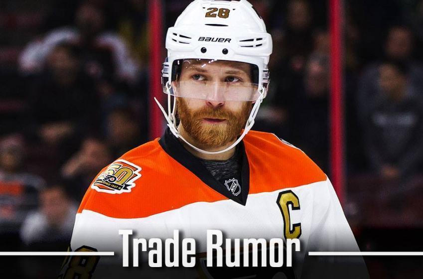 Breaking: Absolutely insane trade rumor involving Flyers star Claude Giroux.