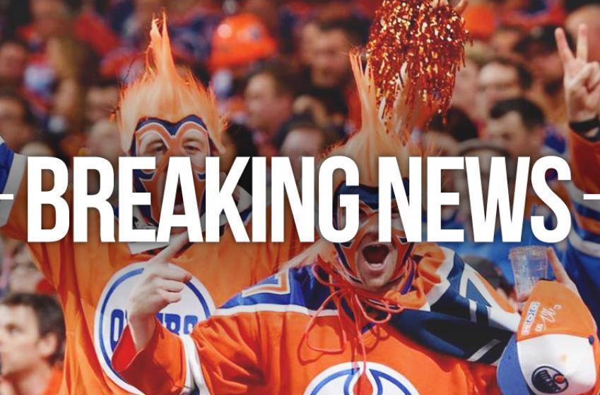 BREAKING NEWS: Edmonton city councillor wants to crack down Oilers Fan!