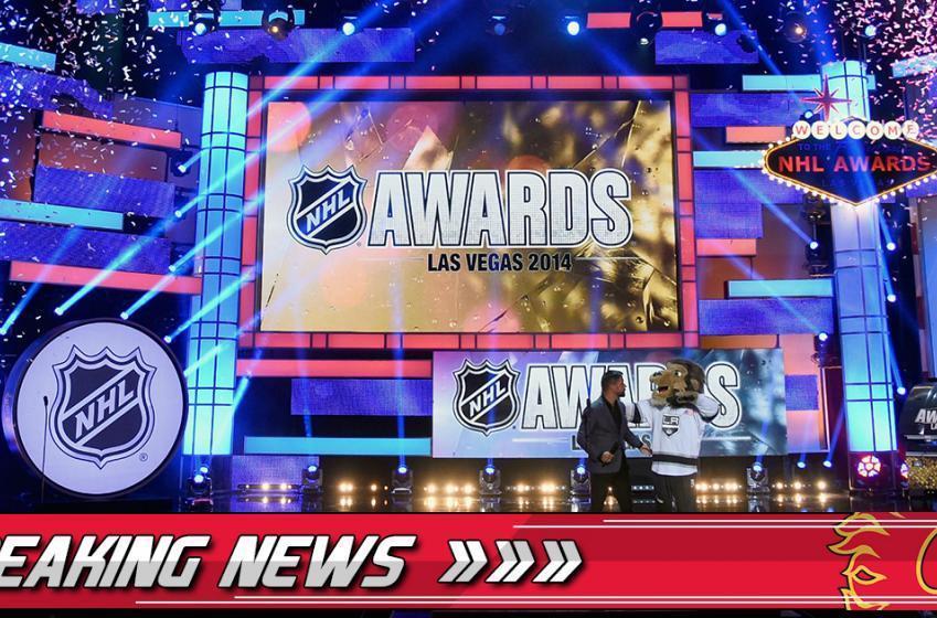 BREAKING: Flames leader nominated for MAJOR NHL award