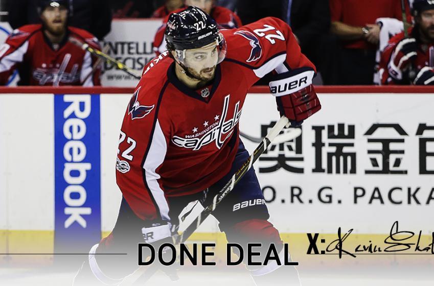 Breaking: Shattenkirk signs a monster deal!