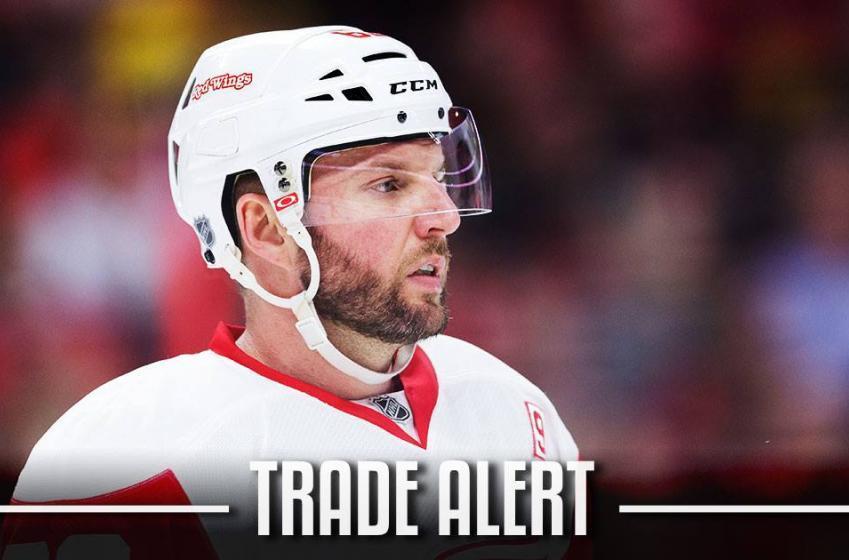 Trade Alert: Vanek has been Traded.