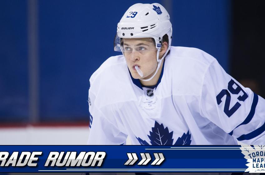 Top NHL insider addressed trade rumors regarding William Nylander!