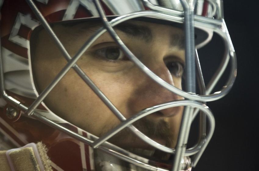Montreal superstar Carey Price is not happy.