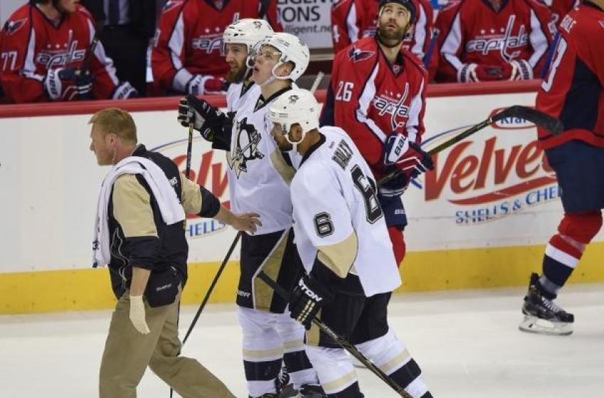 Penguins coach Sullivan confirms it's bad news for Olli Maatta.