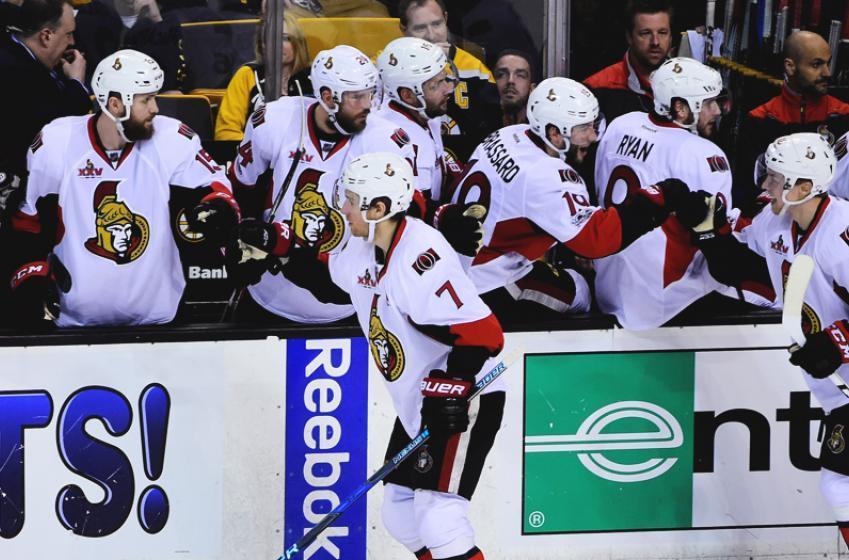 Breaking: Ottawa Senators have a deal with a goaltender.