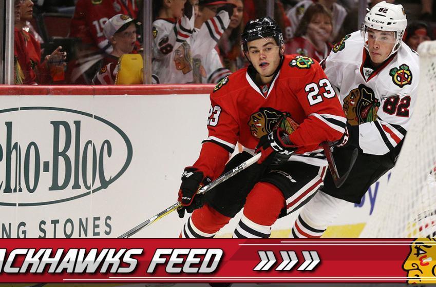Breaking: Hawks' top prospect DeBrincat wins illustrious award