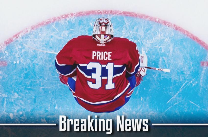 Breaking News: Incriminating information concerning Carey Price?