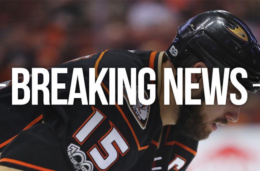 Breaking: Controversy arises surrounding Ryan Getzlaf's homophobic slur!
