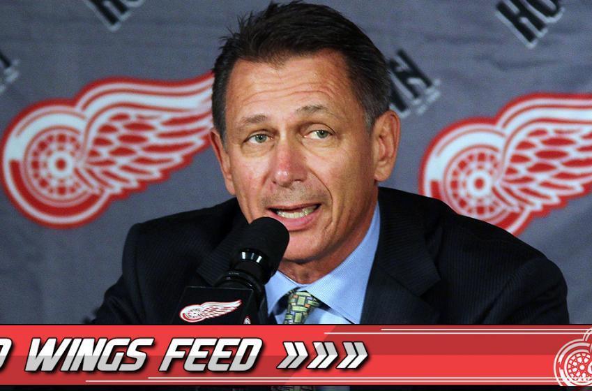Breaking: Longtime Wings coach headed west