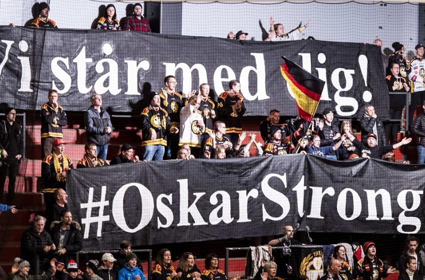 Flyers insider provides an update on Oskar Lindbolm's cancer treatment.