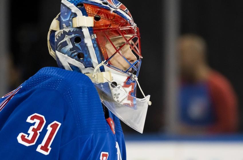 Rangers make a huge move, recall goaltender Igor Shesterkin.