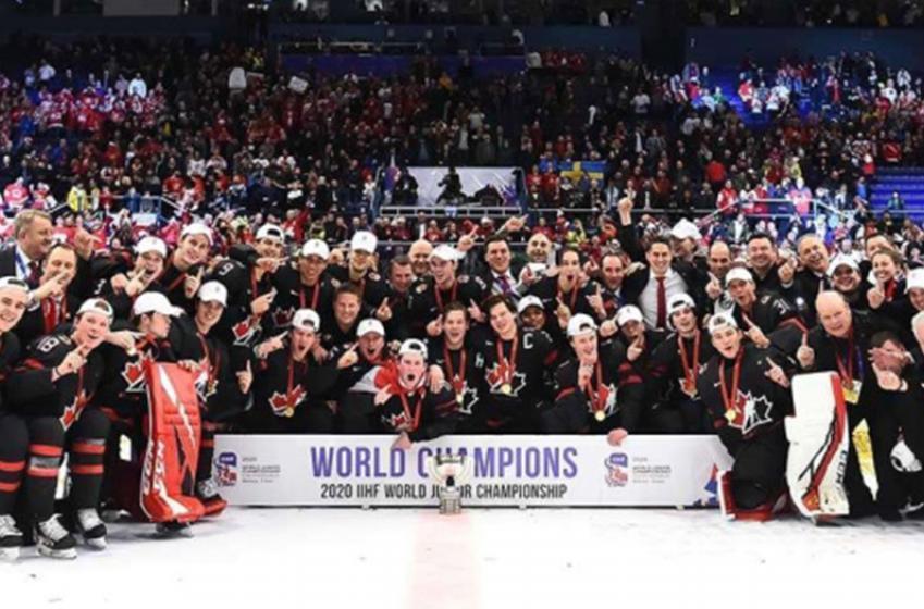 TSN makes major announcement regarding World Junior Championships