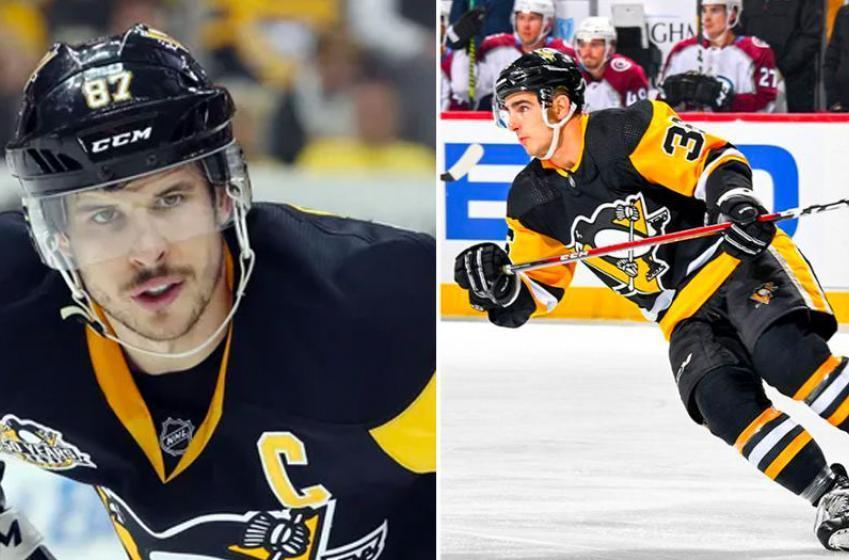 Penguins make room on the roster!
