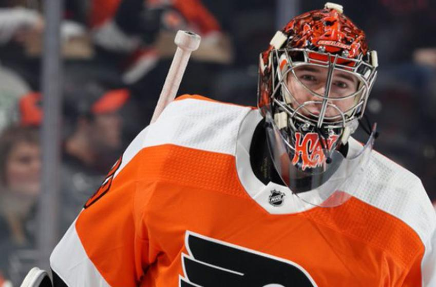 Breaking: Flyers confirm the worst for goalie Carter Hart