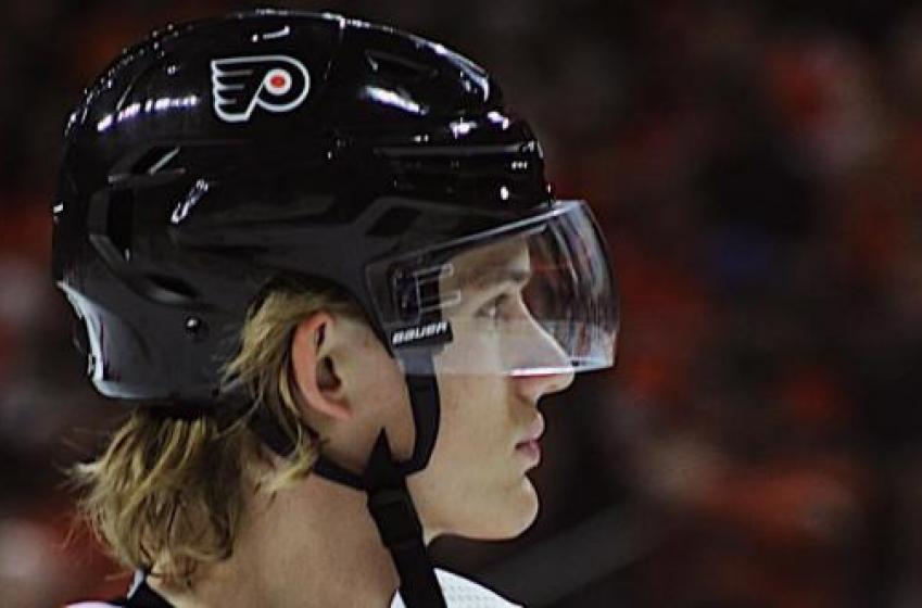 18-year-old KHL goalie dies from same cancer Flyers' Lindblom is battling…