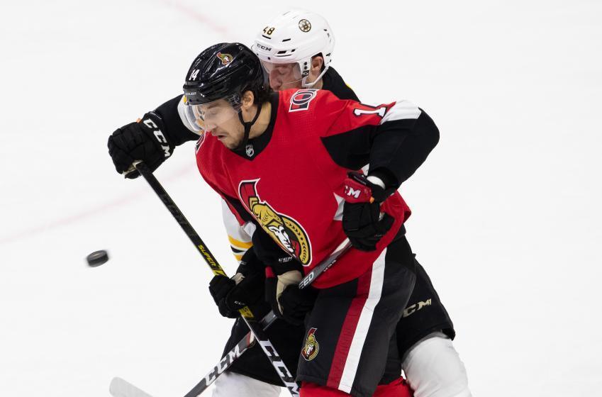 Toronto and Ottawa swap players, pick