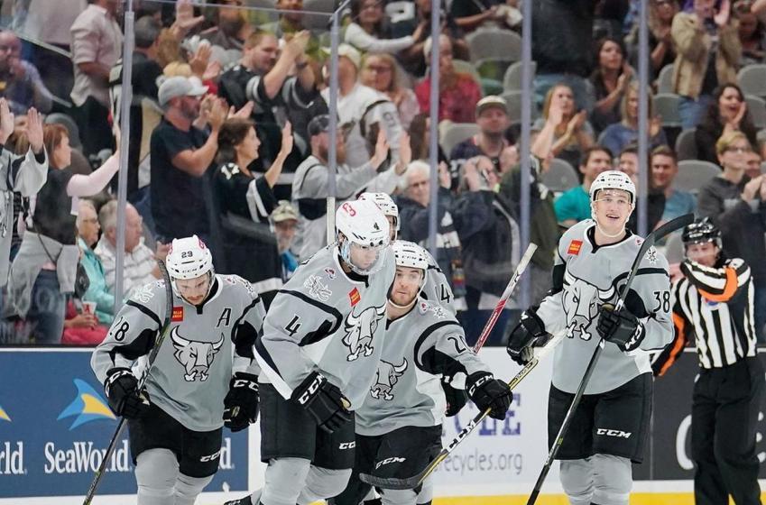 Vegas nabs the Blues' AHL affiliate