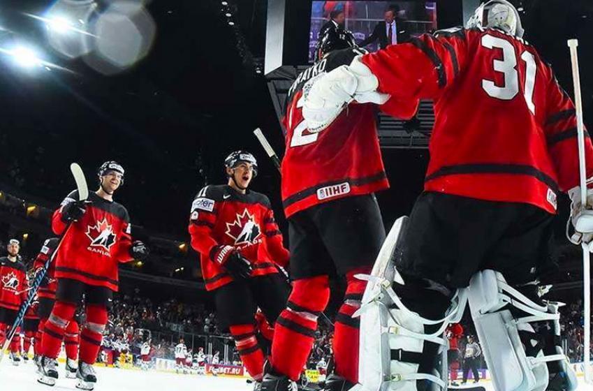 IIHF cancels six tournaments over coronavirus fears