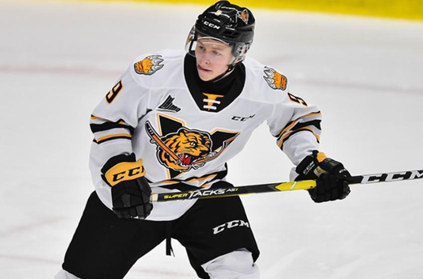Leafs sign QMJHL scoring sensation Abramov