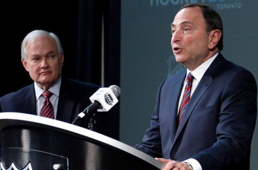 NHL and NHLPA consider long-term labor peace during shutdown
