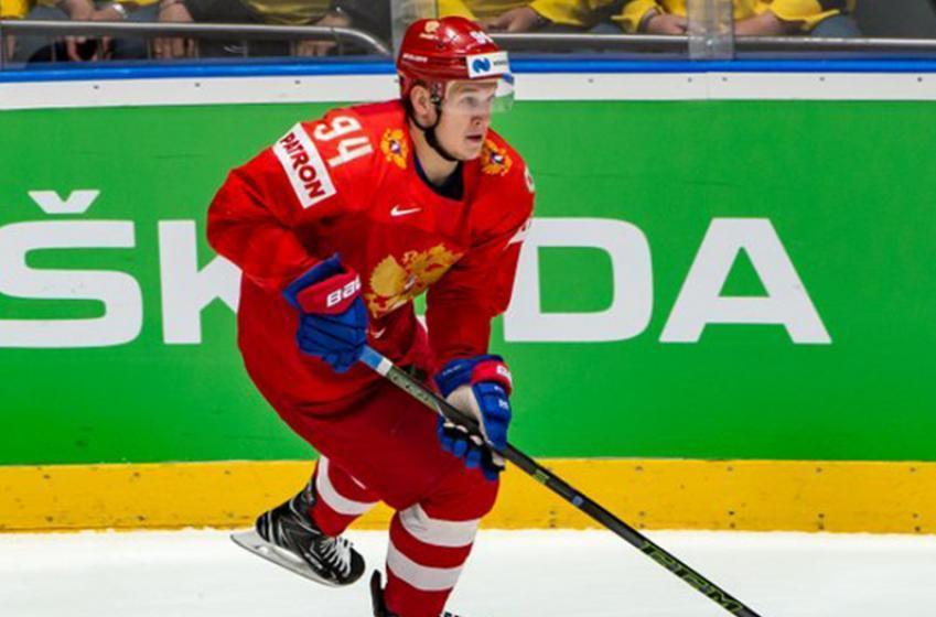 Leafs sign KHL star Barabanov